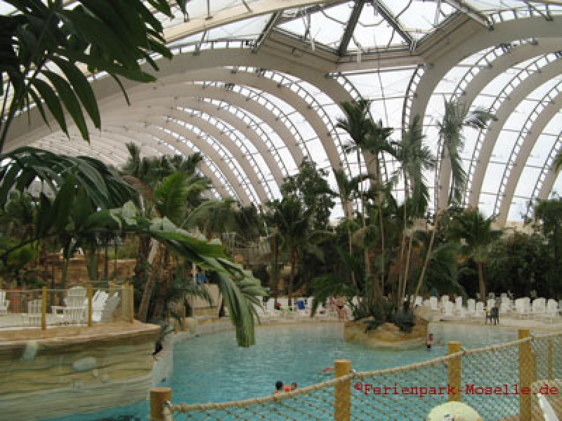 Bilder center parcs moselle ferienpark les trois forets for Piscine center parc moselle