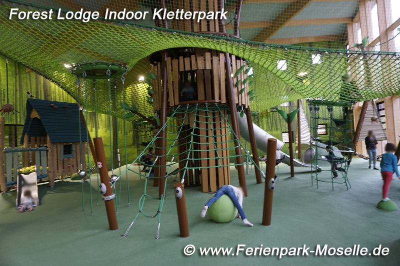 Forest Lodge Kletterpark